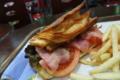 [food]デニッシュサンドBLT