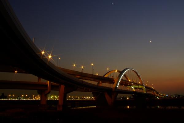 五色桜大橋 2