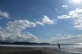 [空][海]由比ヶ浜