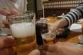 [ビール]乾杯!