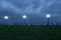 [サッカー][夜景]馬入グラウンド 3