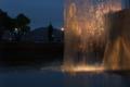 [夜景]噴水
