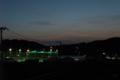 [空][夜景]フットサル場