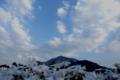 [桜][空]武甲山