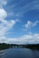 [空]多摩川橋梁