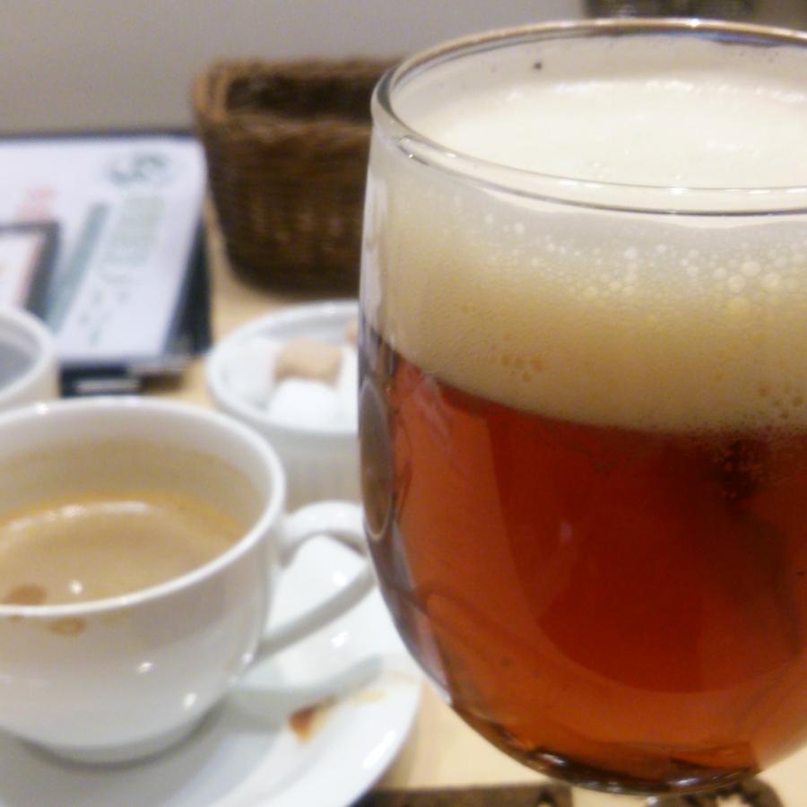 南信州ビール トナカイブラウンコーヒー