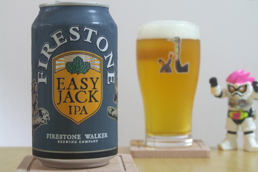 FIRESTONE WALKER EASY JACK IPA