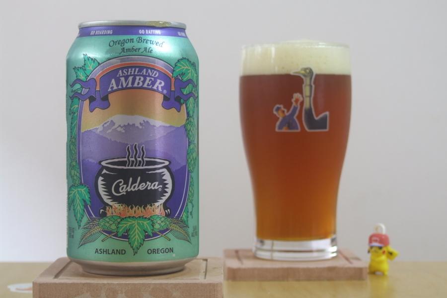 Caldera Brewing ASHLAND AMBER