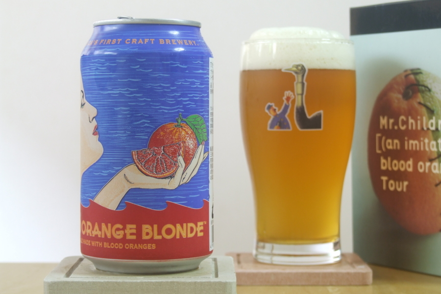 Anchor Brewing BLOOD ORANGE BLONDE