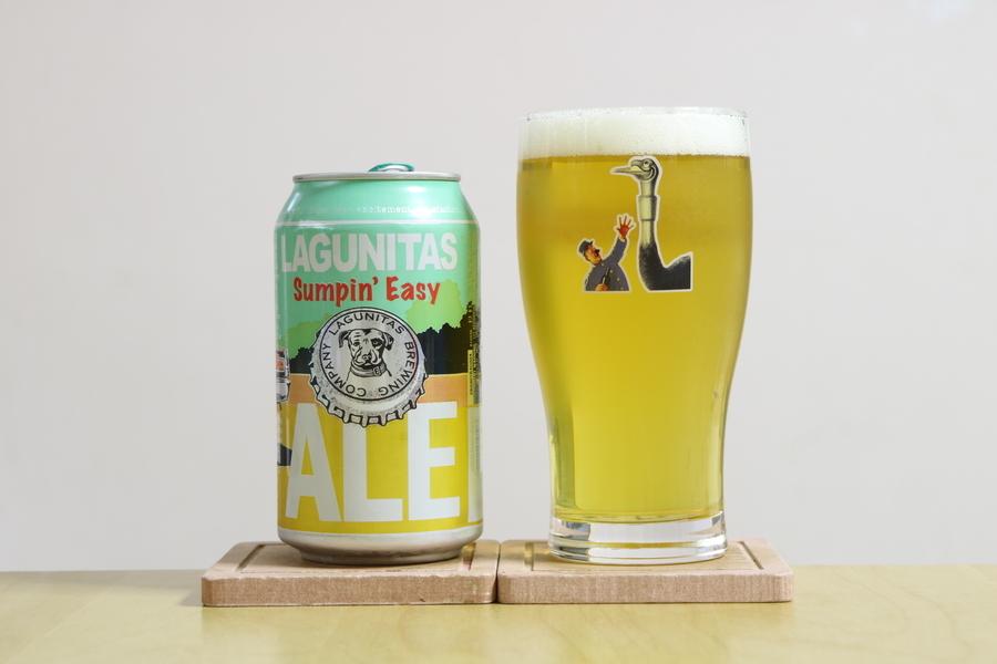 LAGUNITAS Sumpin' Easy Ale