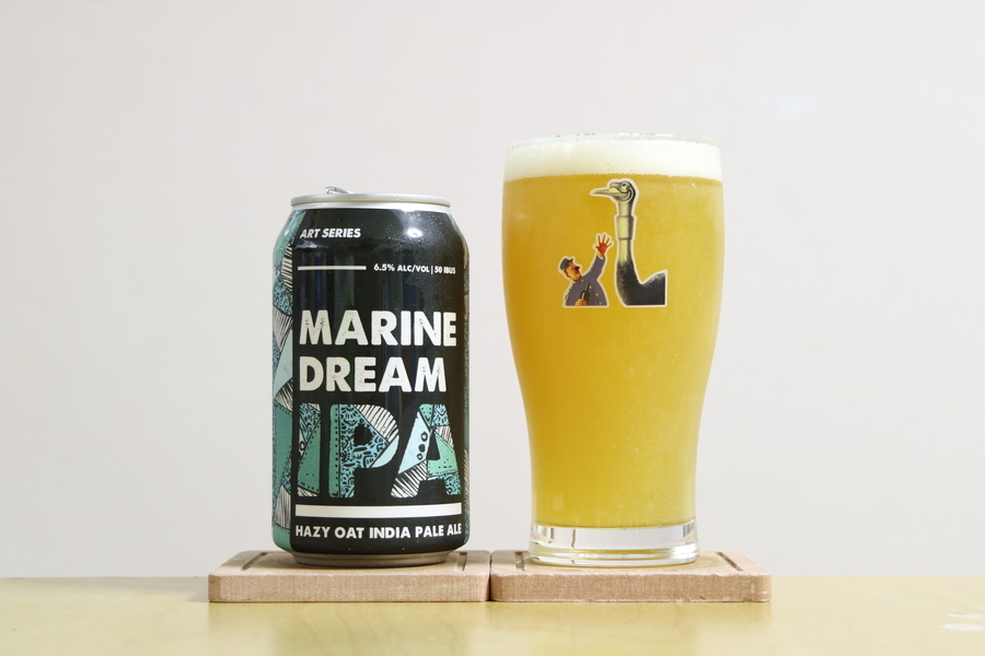 coronado Brewing MARINE DREAM IPA