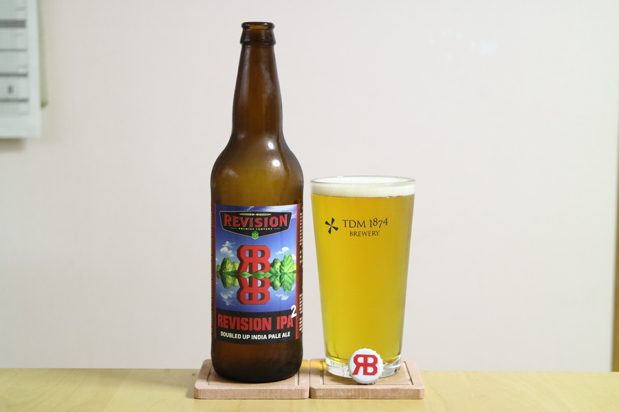 REVISION REVISION DOUBLE IPA
