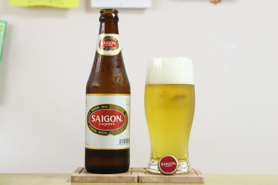 SAIGON BEER  Export