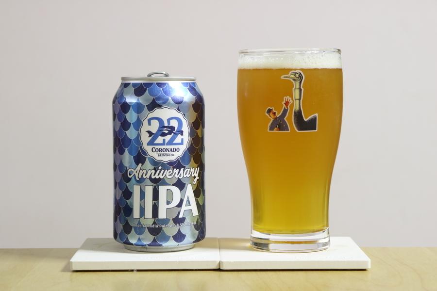 Coronado Brewing 22nd Anniversary IIPA