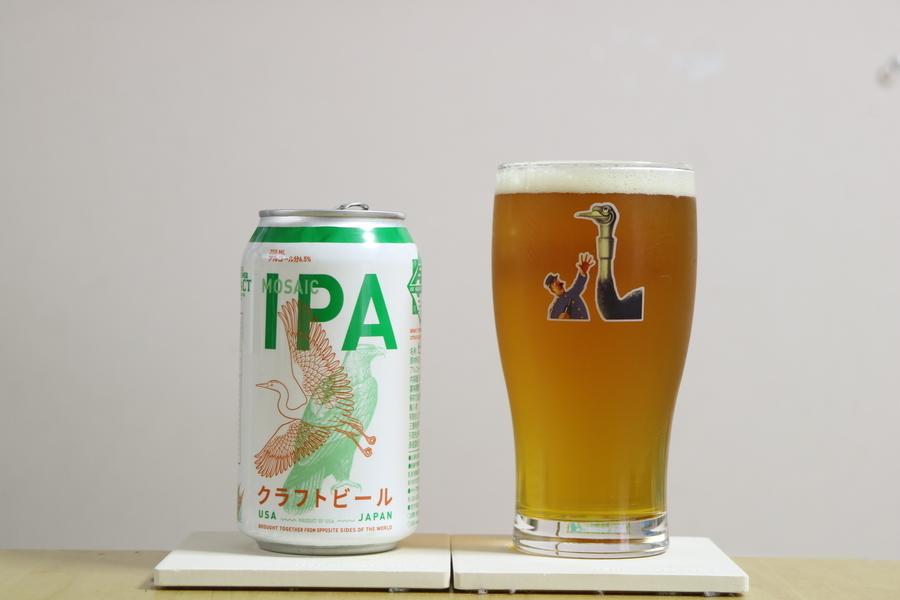 SCHOONER EXACT × 伊勢角屋麦酒 MOSAIC IPA