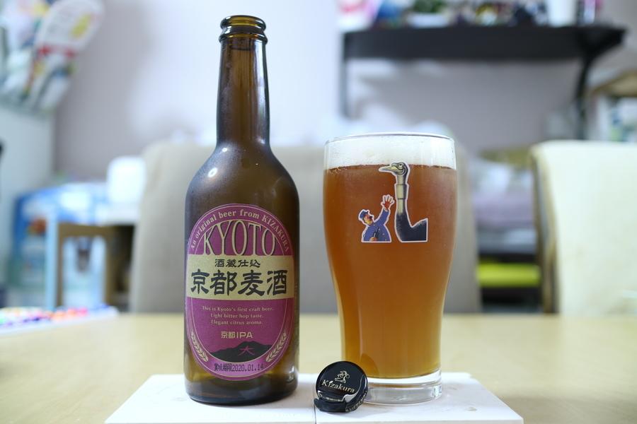 京都麦酒 京都IPA