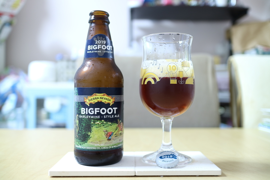 SIERRA NEVADA BIGFOOT