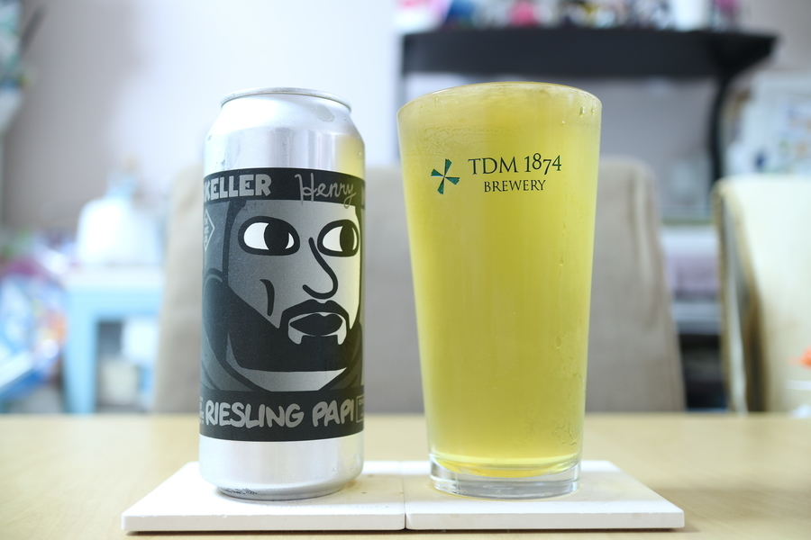 Mikkeller Brewing NYC RIESLING PAPI