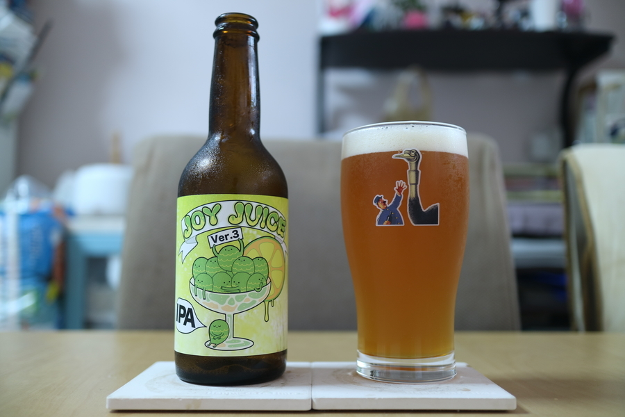 Anglo Japanese Brewing JOY JUICE Ver.3