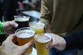 [ビール]乾杯