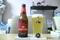Sunmai × coedo brewery Sansho Kumquat Ale