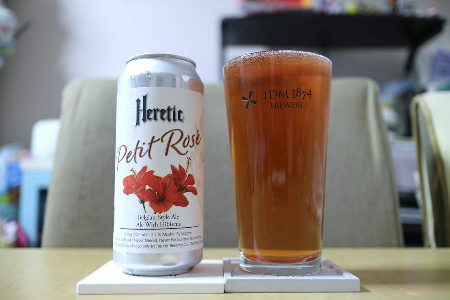 Heretic Brewing Petit Rose