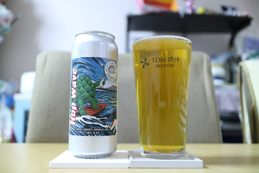 West Coast Brewing Hop Wave