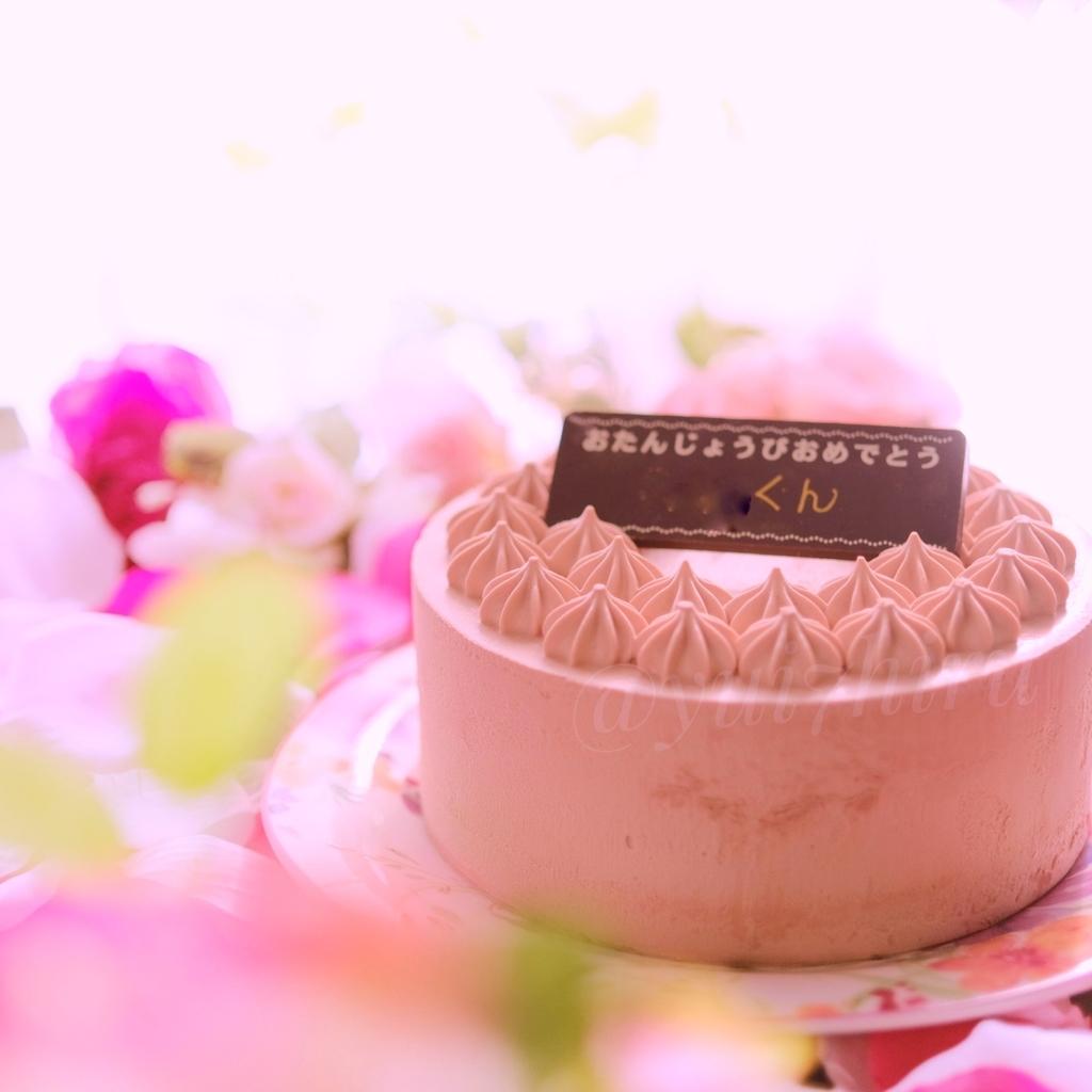 シャトレーゼアレルギー対応チョコ生クリームケーキ