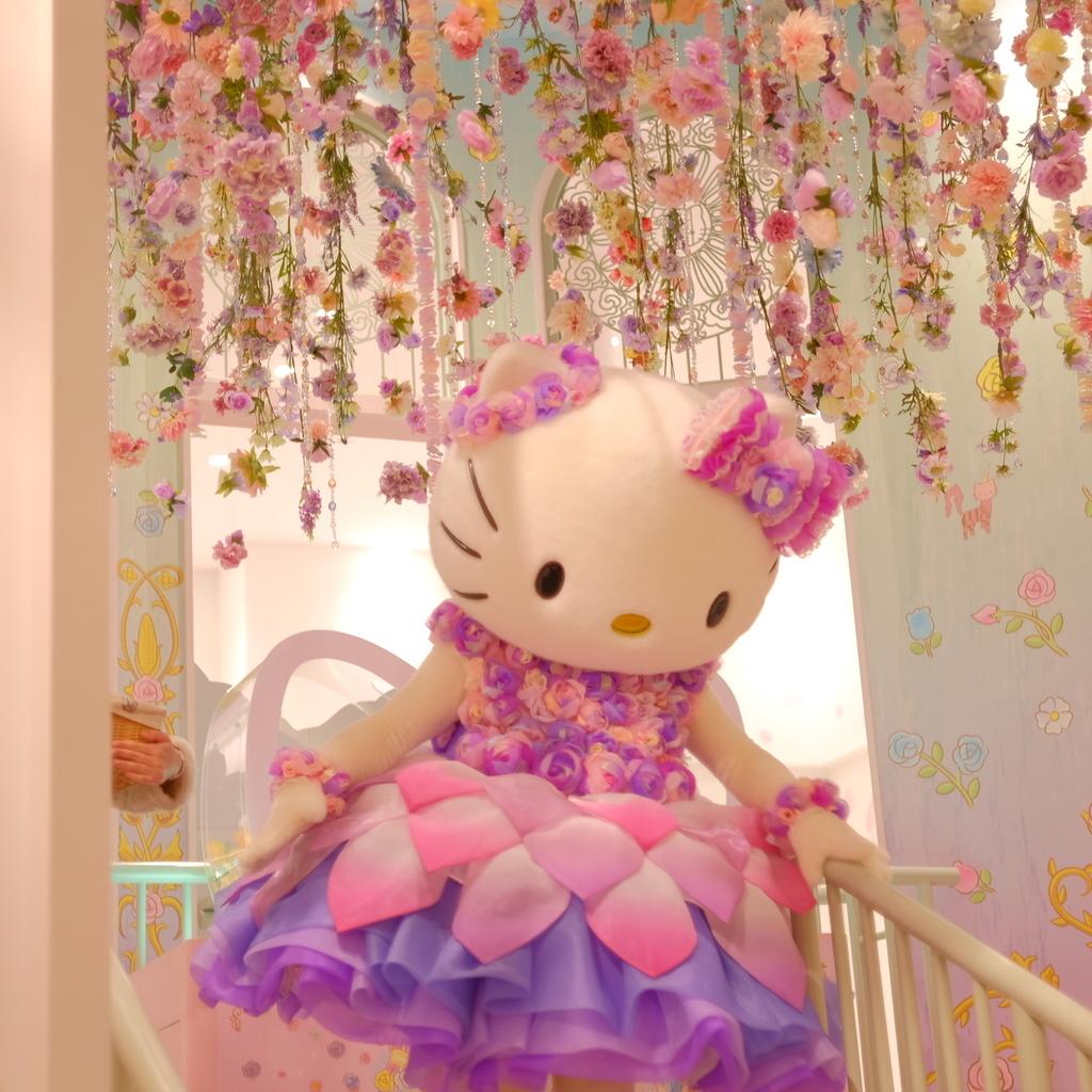 キティちゃん45周年アニバーサリードレス