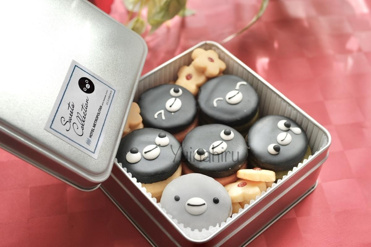 Suicaペンギンのクッキーの可愛い中身