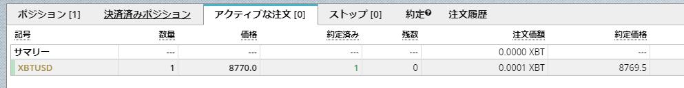 bitmexのbot作りたいからccxtを触り始めた - むずかしいことわからないの