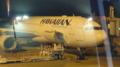 ハワイアン航空 in 関西国際航空