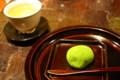 汁る椀 豆寅 抹茶のわらび餅