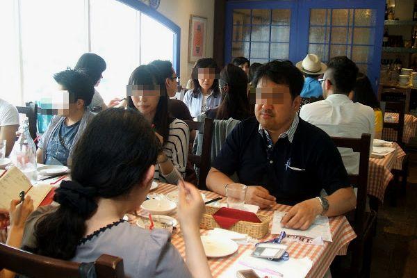 ミニマリスト・ブログ勉強会 交流会の様子