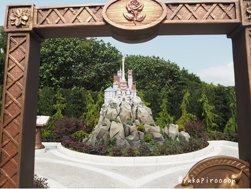 Fairy tale forest(フェアリーテール・フォレスト)美女と野獣のビースト城