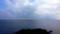 尾之間・谷崎鼻から見た屋久島南方の海