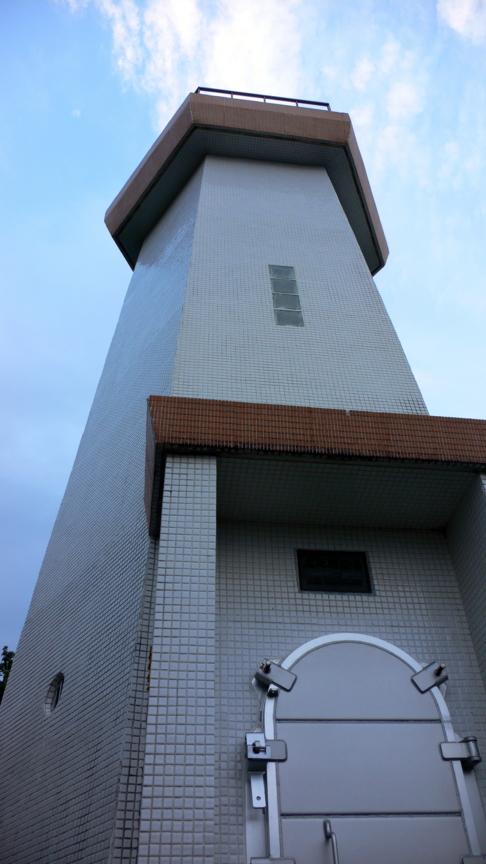 屋久島・尾之間 谷崎鼻灯台(尾之間灯台)