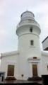 [旅行][屋久島]屋久島灯台。台湾航路の活発化に伴って築造された。1897年点灯。