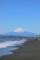 相模湾と富士山