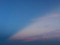 [sky][空]反薄明光線
