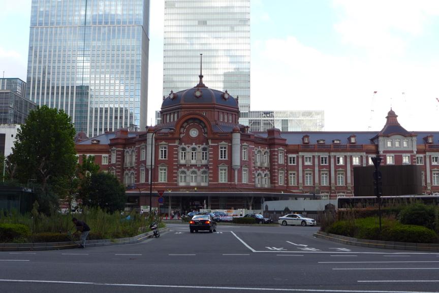 「復原」された東京駅丸の内駅舎