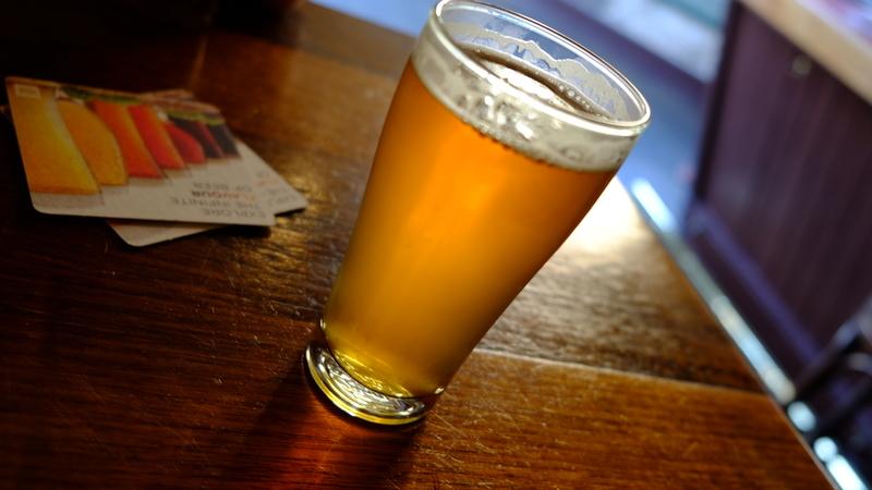 パブのビール
