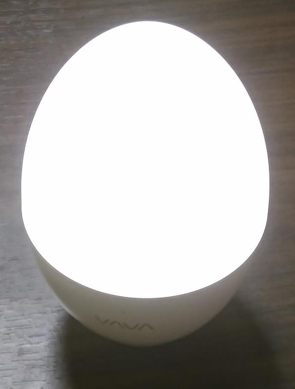 LEDナイトライト(白色・強)
