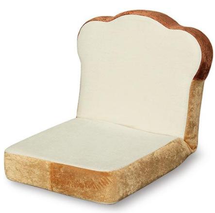 食パンの座椅子