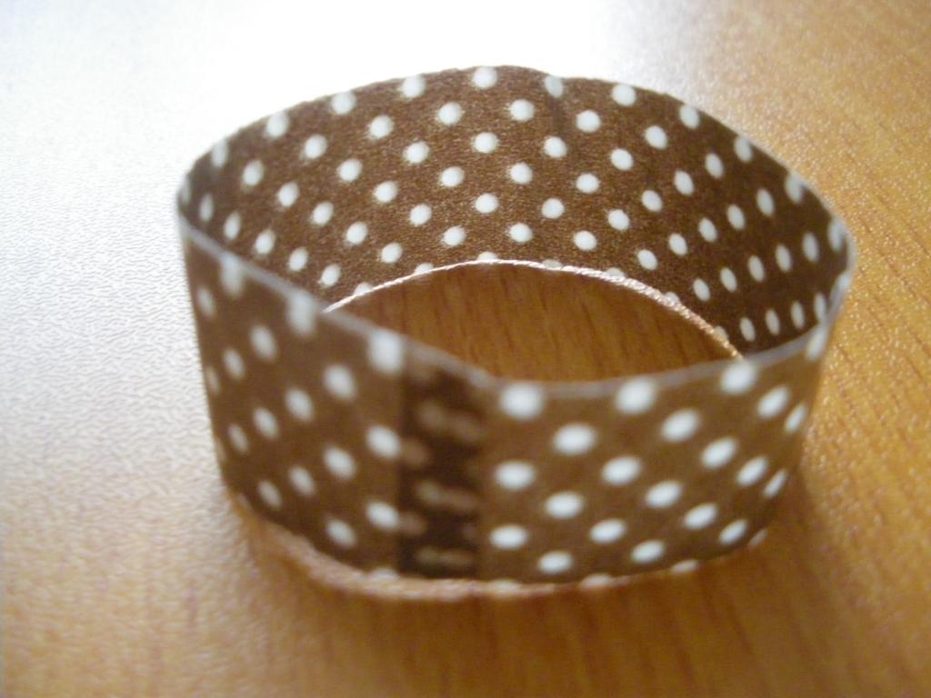 マステで作った輪の画像