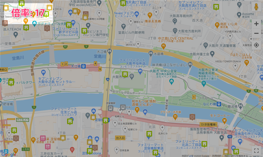 go to travel coupon map zoom