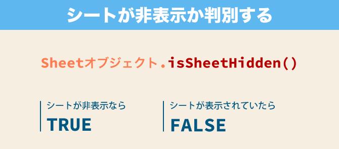 Google Apps Script isSheetHidden