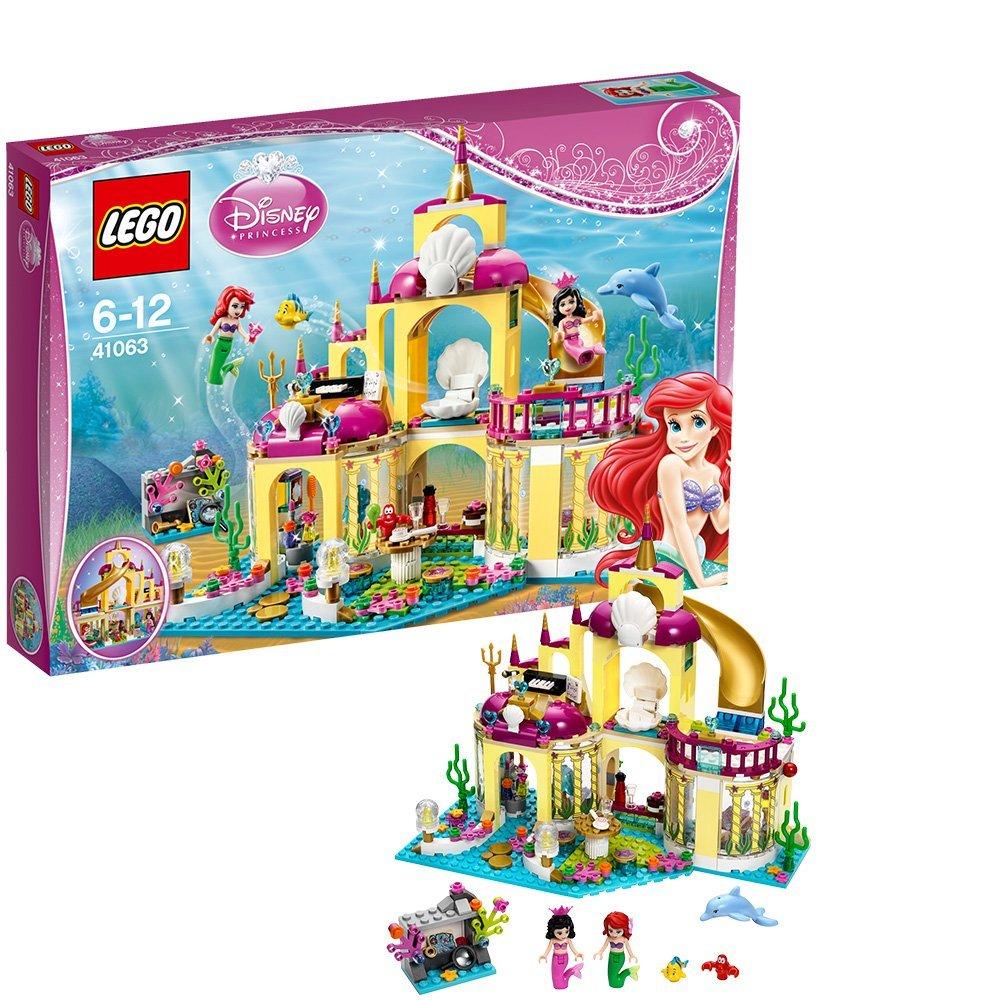レゴアリエルの海の宮殿の最安値価格&激安で購入はココ! - 人気
