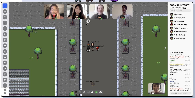 RPG風にオンラインミーティングをする我々 first_img