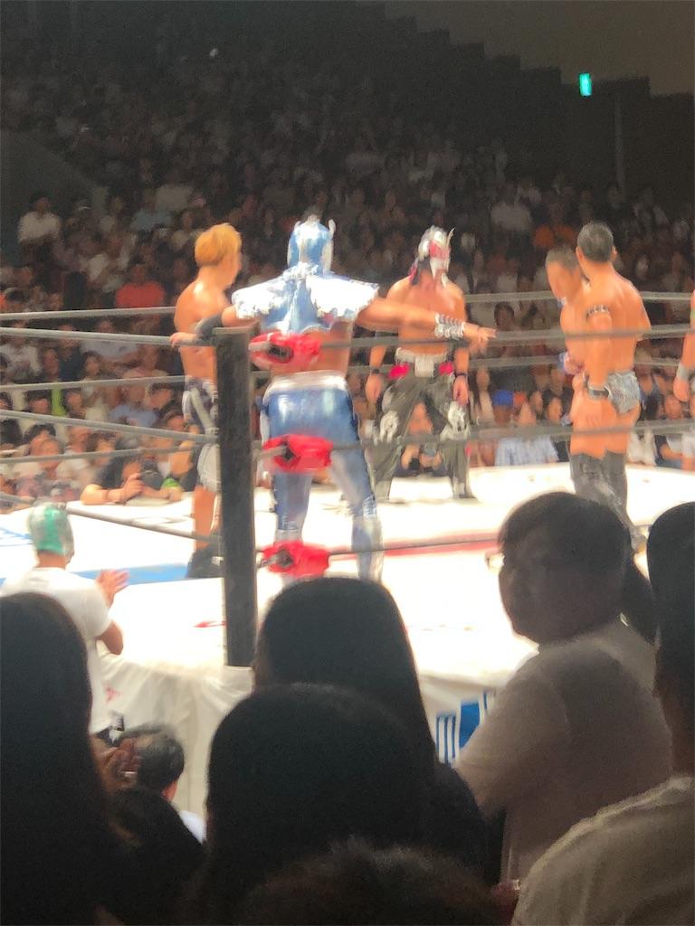 新日本プロレスファンがドラゴンゲートを観戦してきたの画像
